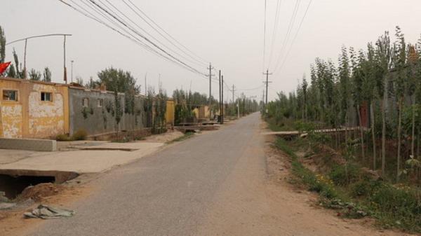 广州市民宗局对口援助新疆疏附县让站敏乡19村旧貌换新颜