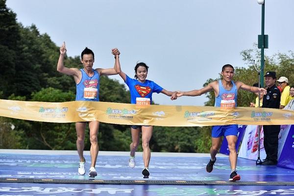 2018第十一届梧桐山登高赛盛大举行!