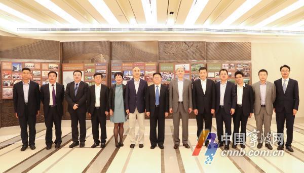 香港中联办_郑栅洁拜访香港中联办主任王志民