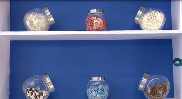 东亚商品展在青岛西海岸新区开幕 15000多种商品亮相